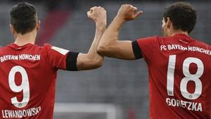 Hasil Liga Jerman: Munchen Menang atas Dortmund