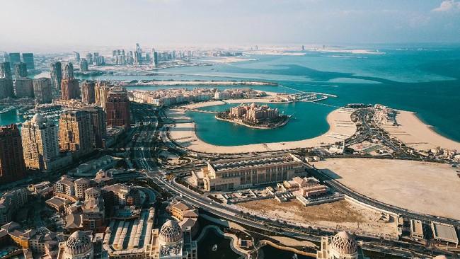 >Ramadan dan Lebaran di Negara 'Crazy Rich' Qatar