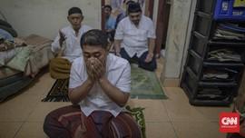 Covid Melonjak, NU-Muhammadiyah Imbau Umat Ibadah di Rumah