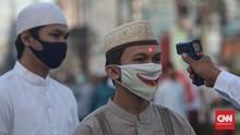 Pemerintah Minta Izin Salat Idul Fitri Mengacu ke PPKM Mikro