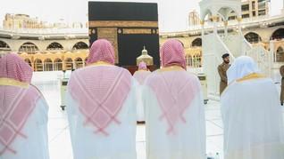 Arab Buka Kegiatan Ibadah Umrah Lagi Mulai 4 Oktober
