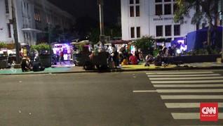 Ramai Warga di Kota Tua, Satpol PP Gencarkan Patroli Malam