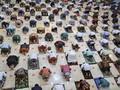 FOTO: Nusantara Sambut Idul Fitri di Bawah Bayangan Corona