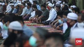 Makassar Izinkan Salat Id di Masjid, Takbir Keliling Dilarang
