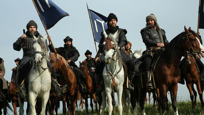 Adegan Serial Resurrection: Ertugrul.