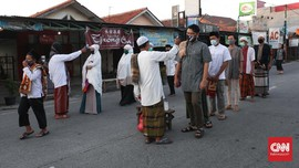 Kota Bogor Resmi Buka Masjid di Tengah PSBB