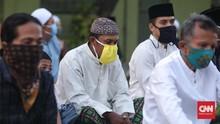 Banten Perpanjang PSBB, Gubernur Tak Ingin Ibadah Terganggu
