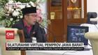 VIDEO: Silaturahmi Virtual Pemprov Jawa Barat