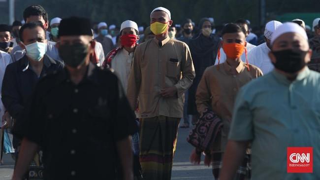 DMI DKI: Hampir Semua Masjid Besar di Jakarta Gelar Salat Ied
