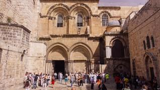 Israel Buka Pariwisata Yerusalem Sasar Turis UEA