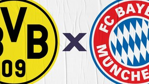 INFOGRAFIS: Der Klassiker Dortmund vs Munchen Dalam Angka