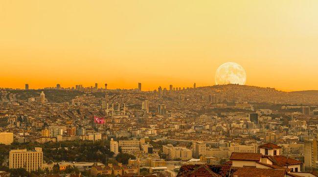 Ankara Turki