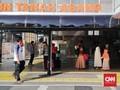 Stasiun Tanah Abang Masih Ditutup Sore Ini, Transit Diizinkan