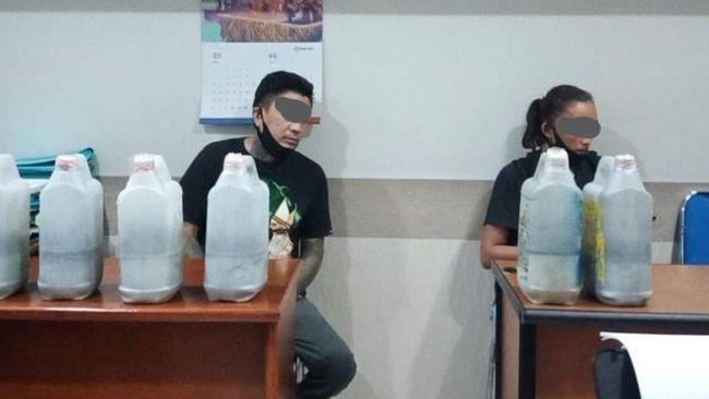 Dua pelaku peredaran ilegal merkuri ditangkap Timsus Maleo Polda Sulawesi Utara