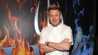 Gordon Ramsay Buka Audisi TV Jadi 'Teman Travel dan Kuliner'