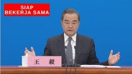 VIDEO: Tiongkok Buka Kesempatan Negara Lain Teliti Covid-19