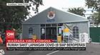 VIDEO: Rumah Sakit Lapangan Covid-19 Siap Beroperasi