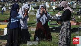 Anies Ungkap TPU se-Jabodetabek Ditutup buat Ziarah 12-16 Mei