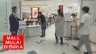 VIDEO: Pusat Perbelanjaan Mulai Buka di Jepang