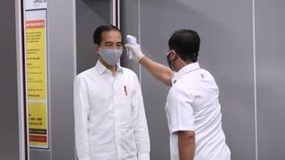 New Normal, Jokowi Pantau Perkembangan Jabar dalam Sepekan