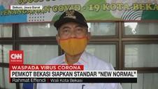 VIDEO: Pemkot Bekasi Siapkan Standar 'New Normal'