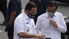 PSBB Transisi dan Konsep 'Asal Beda' Anies Lawan Corona
