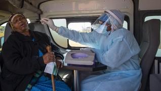 Kasus Corona di Afrika Tembus 150 Ribu Orang