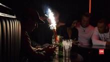 VIDEO: Pembatasan Dicabut, Warga Islandia Padati Klub Malam