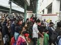 Enam Jam Beroperasi, Penumpang KRL Capai 150 Ribu Orang