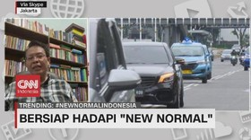 VIDEO: Bersiap Hadapi New Normal
