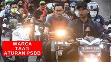 VIDEO: Anies Baswedan Minta Warga Taat Aturan PSBB