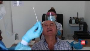 VIDEO: Petugas Medis Diterjunkan ke Lokasi Wisata Yunani
