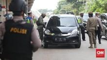 Polisi Halau 5.983 Kendaraan Tanpa SIKM Masuk Jakarta