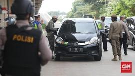 28 Ribu Kendaraan Tanpa SIKM Ditolak Masuk Jakarta
