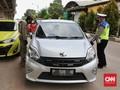 Polisi Cegat 18.708 Kendaraan Tanpa SIKM ke Jakarta