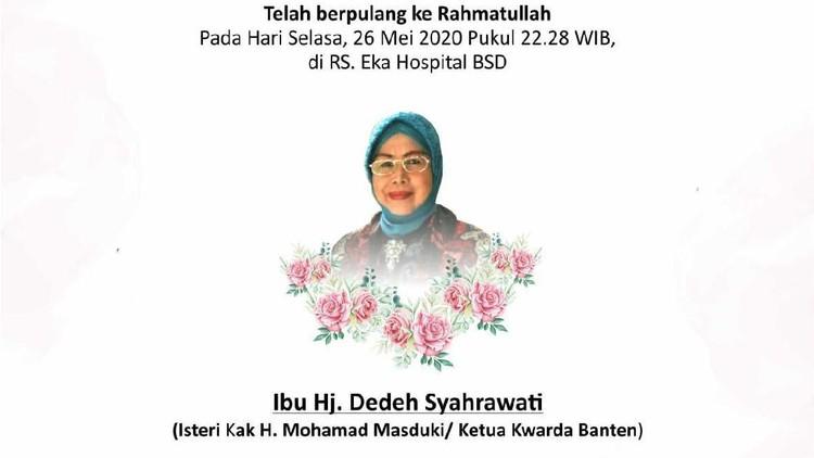 Hj. Dede Syahrawati
