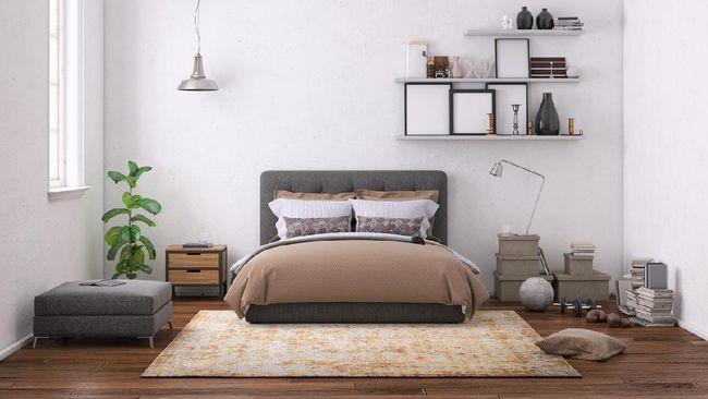 7 Tips Memilih Warna Ideal di Setiap Ruangan Rumah Minimalis