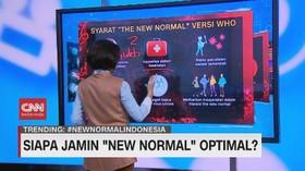 VIDEO: Siapa Jamin New Normal Optimal?