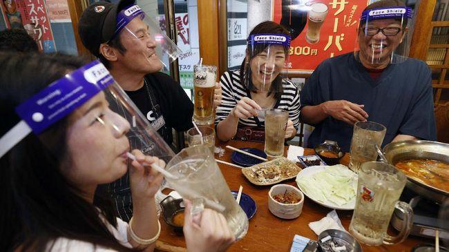 Pola makan dan gaya hidup sehat berkontribusi terhadap angka harapan hidup masyarakat Jepang yang lebih tinggi dibandingkan negara lain.