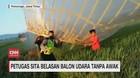 VIDEO: Petugas Sita Belasan Balon Udara Tanpa Awak