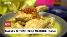 VIDEO: Layanan Katering Online Makanan Lebaran
