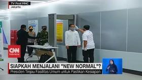 VIDEO: Siapkah Menjalani 'New Normal'