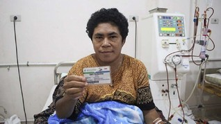 Hemodialisa Seumur Hidup, Maria Puji Layanan BPJS Kesehatan