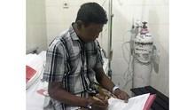 8 Tahun Cuci Darah, Gatot Terima Kasih pada Peserta JKN-KIS