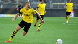 Haaland: Borussia Dortmund Diserang Handball