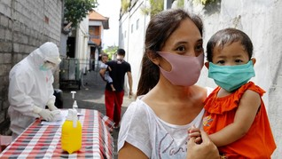 Pasien Bertambah, Asa Indonesia Bebas Corona Mei 2020 Kandas