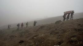 FOTO: Peru di Urutan Kedua Corona Tertinggi di Amerika Latin