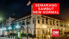 VIDEO: Semarang Siap Songsong New Normal 8 Juni