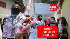 VIDEO: 6.057 Pasien Covid-19 di Indonesia Sembuh