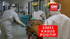 VIDEO: 23.851 Kasus Positif Covid-19 Di Indonesia